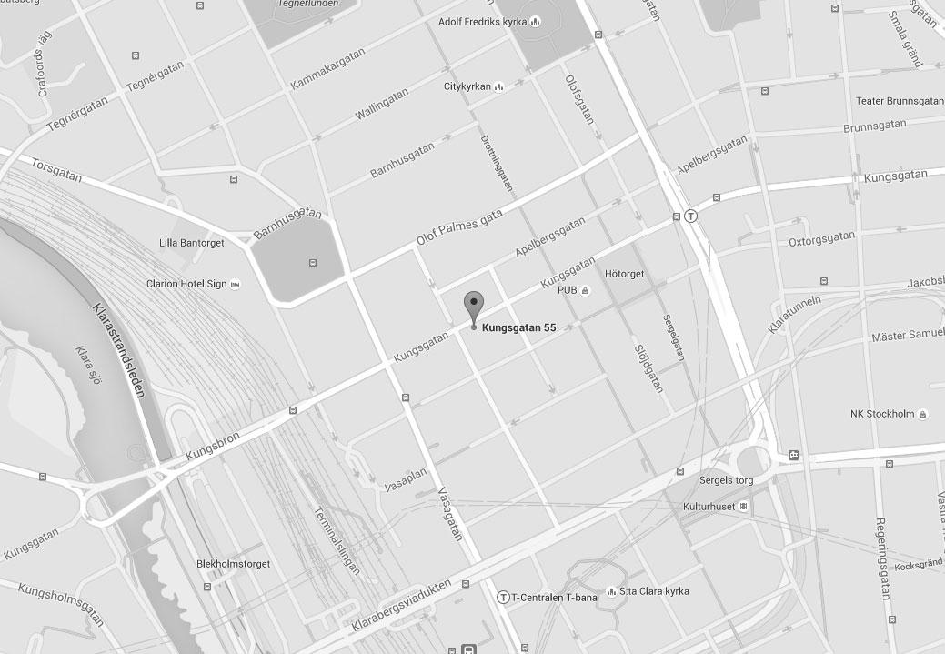 Karta Stockholm Drottninggatan.Vetekatten